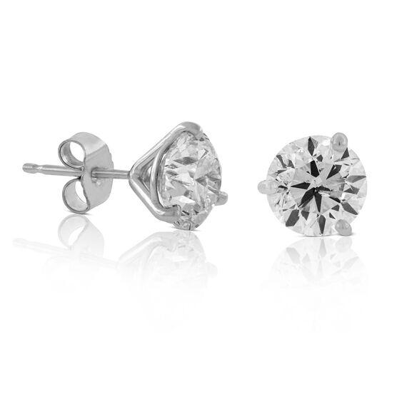 Ikuma Canadian Diamond Earrings 14K, 3 ctw.
