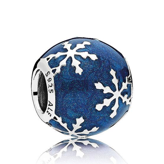 Pandora Wintry Delight Enamel Charm