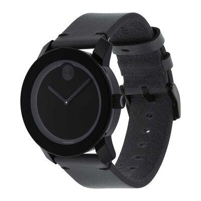 Movado Bold TR90 Black Watch