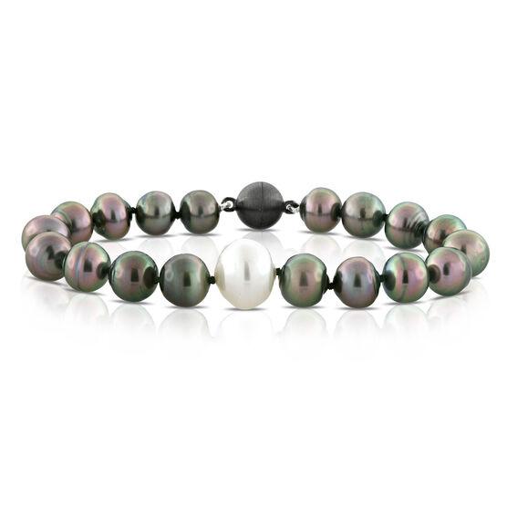 Cultured South Sea & Tahitian Pearl Bracelet