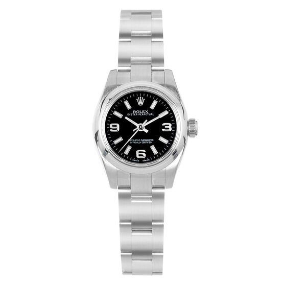 Pre-Owned Rolex Lady-Oyster Perpetual Watch, 26mm