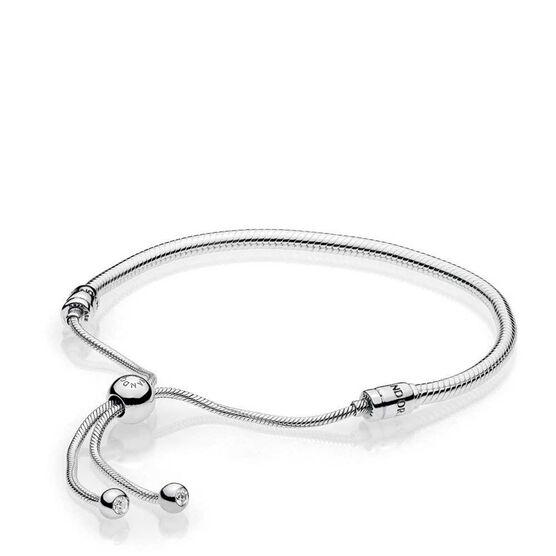 Pandora Signature Sliding CZ Bracelet