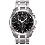 Tissot Couturier Chronograph Watch, 41mm
