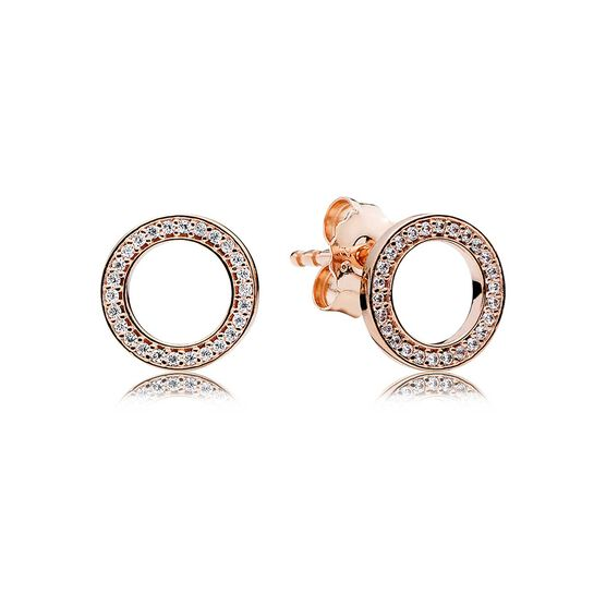 Pandora Rose™ Forever Pandora Earrings