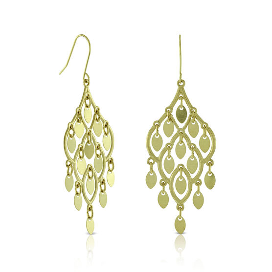 Chandelier Earrings 14K
