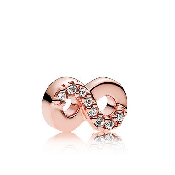 Pandora Rose™ Infinite Love Petite Locket CZ Charm