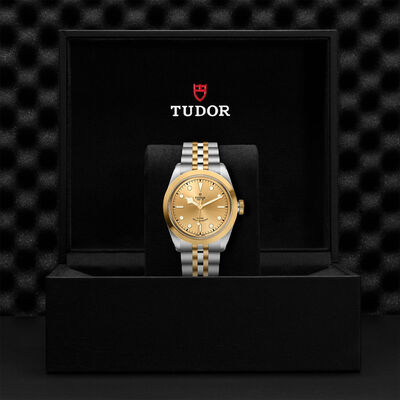 TUDOR Black Bay 41 S&G, 41mm