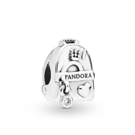 Pandora Adventure Bag CZ Charm