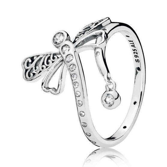 PANDORA Dreamy Dragonfly CZ Ring