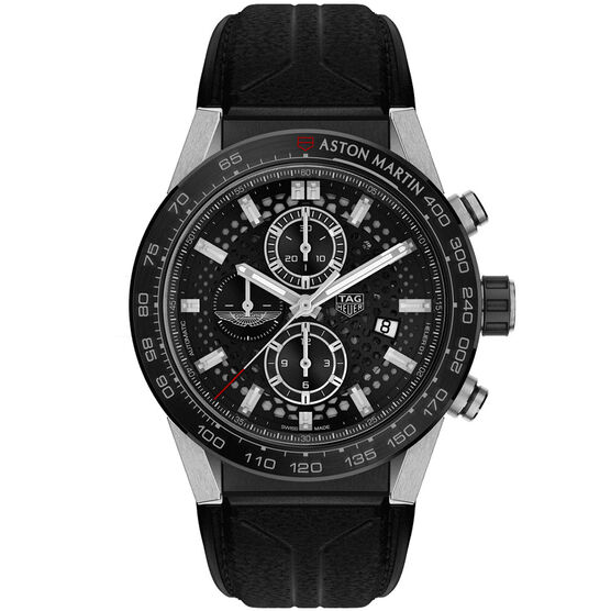 TAG Heuer Carrera Aston Martin Special Edition Watch, 45mm