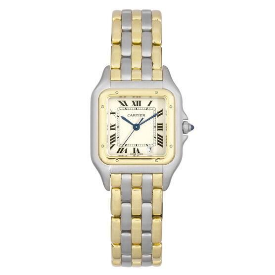 Pre-Owned Cartier Panthère Watch, 26mm, 18K & Steel