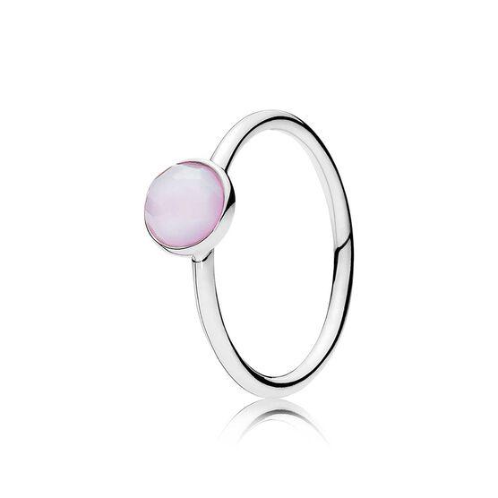 PANDORA October Droplet Ring