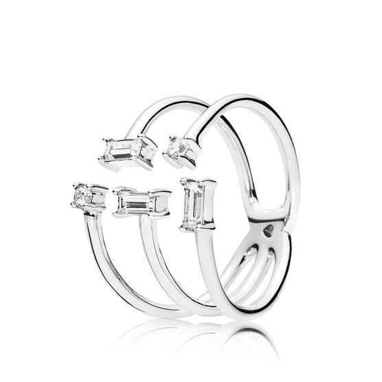 Pandora Shards of Sparkle CZ Ring