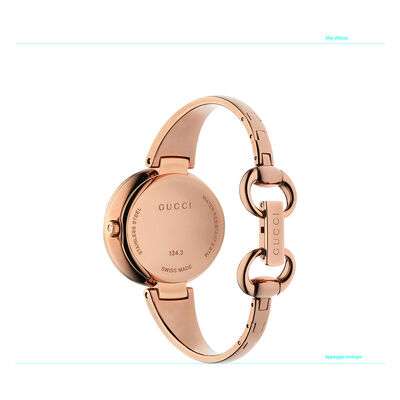 Gucci GUCCISSIMA Rose Gold PVD Watch