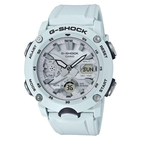 G-Shock GA Series White Interchangeable Band Watch