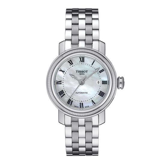 Tissot Bridgeport T-Classic Lady's Automatic Watch