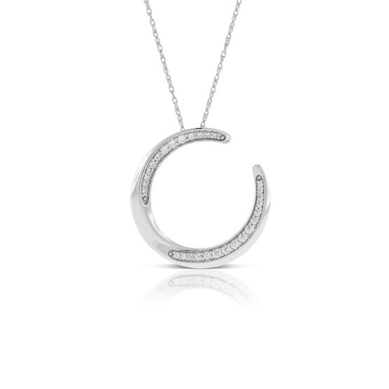 HOPECIRCLE Diamond Pendant 14K, .23 ctw.