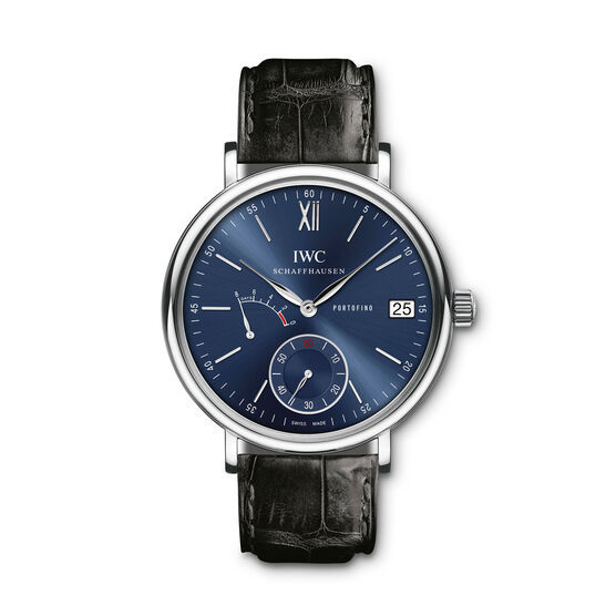 IWC Portofino Hand Wound Eight Days Watch
