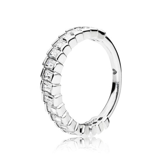 Pandora Glacial Beauty CZ Ring