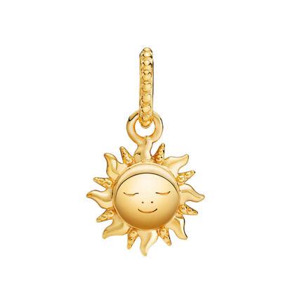 Pandora Shine™ Sparkling Sun CZ Pendant