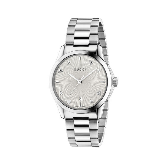 Gucci G-TIMELESS White Dial Ladies Watch