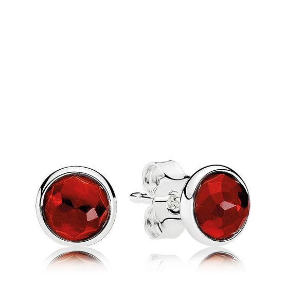 PANDORA July Droplets Earrings