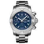 Breitling Avenger Chronograph 43 Blue Steel Watch, 43mm