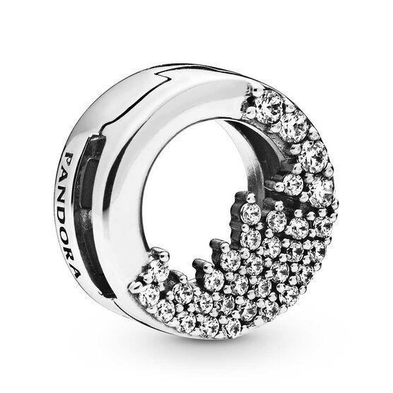 Pandora Reflexions™ Sparkling Icicles CZ Clip Charm