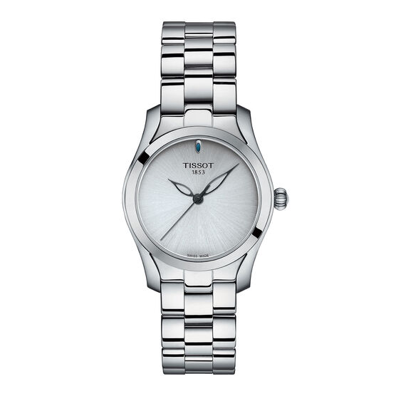 Tissot T-Wave T-Lady Quartz Watch