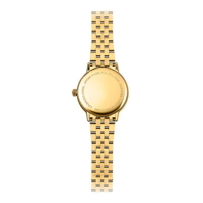 Raymond Weil Toccatta Mother of Pearl Dial Gold PVD Diamond Index Watch, 29mm