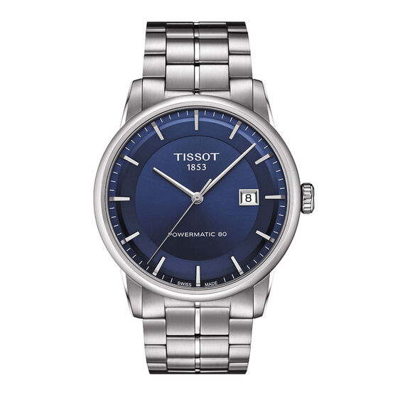 Tissot Luxury Powermatic 80 T-Classic Auto Watch, 41mm