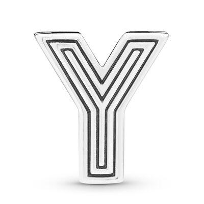Pandora Reflexions™ Letter Y Clip Charm