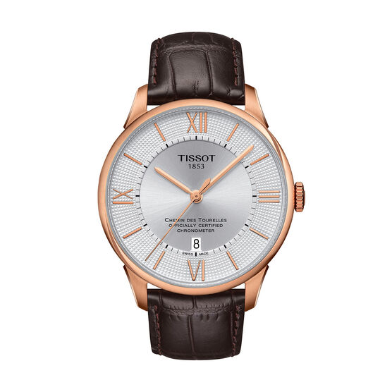 Tissot Chemin Des Tourelles Powermatic 80 Watch