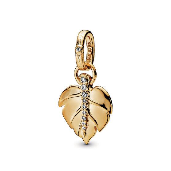 Pandora Shine™ Pandora Wonderland Shining Leaf CZ Pendant
