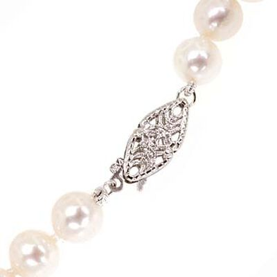 Freshwater Cultured Pearl Strand 14K