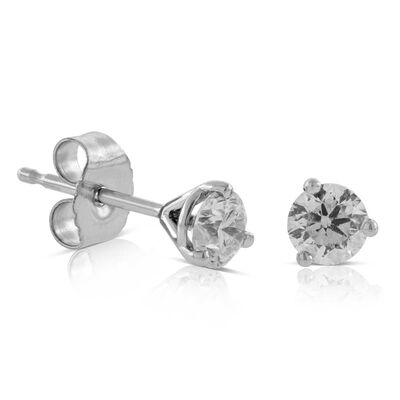 Ikuma Canadian Diamond Earrings 14K, 1/2 ctw.