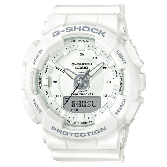 G-Shock S Series Step Tracker Analog Watch