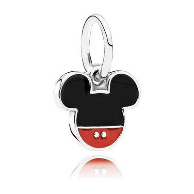 PANDORA Disney Mickey Icon Charm