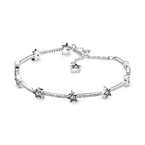 Pandora Celestial Stars CZ Bracelet