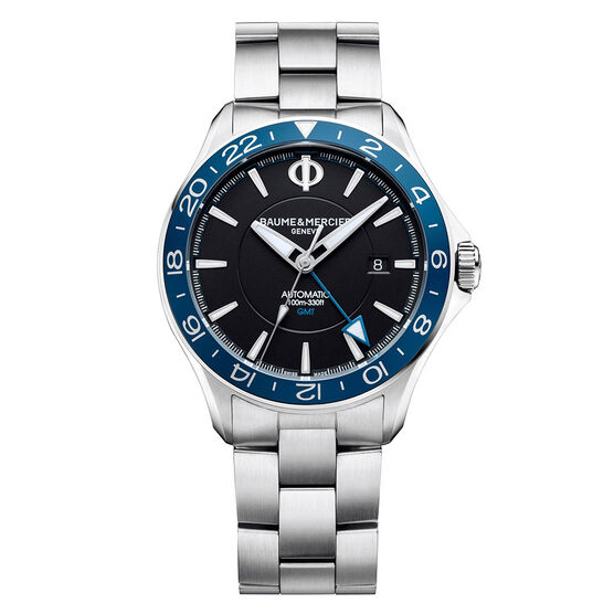 Baume & Mericier CLIFTON CLUB 10487 GMT Watch