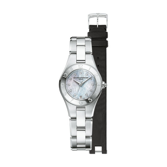Baume & Mercier LINEA 10011 Lady's Watch