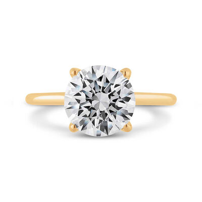 "Bella Ponte ""The Whisper"" Engagement Ring Setting 14K"