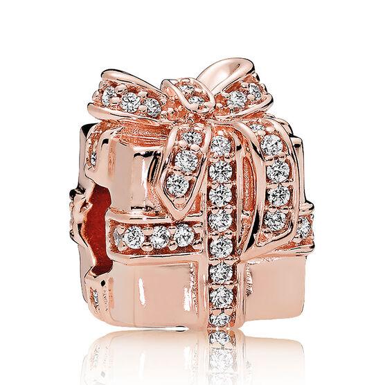 PANDORA Rose™ Sparkling Surprise CZ Charm