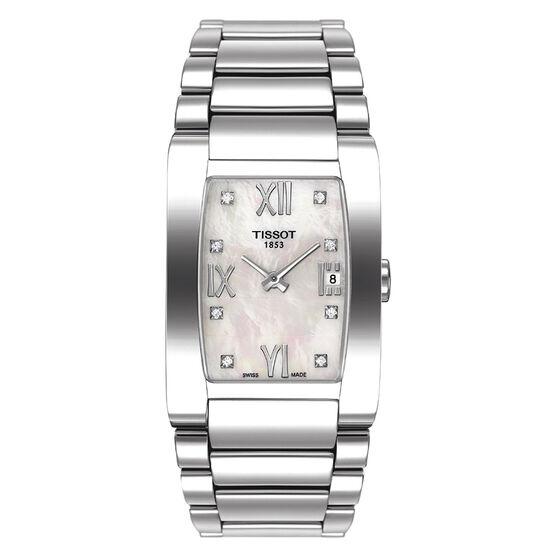 Tissot Generosi-T Mother-of-Pearl Diamond Watch