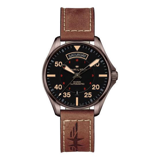 Hamilton Day Date Khaki Automatic Watch