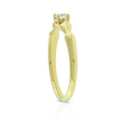 Jade Trau for Signature Forevermark Diamond Ring 18K