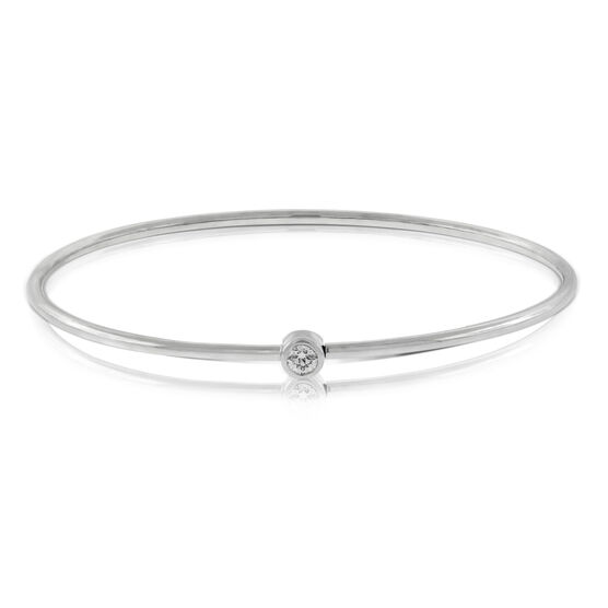 Diamond Bangle 18K