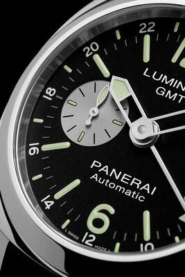 PANERAI Luminor GMT Automatic Acciaio Watch
