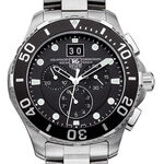 TAG Heuer Aquaracer Grande Date Chronograph Watch