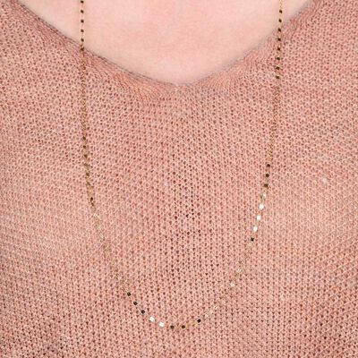 'Luce' Link Chain 14K, 36""